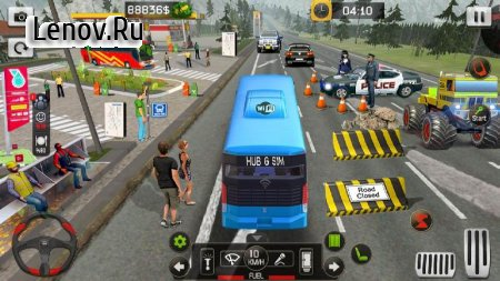 US Bus Simulator 2020 : Ultimate Edition v 0.1 Mod (Unlimited gold coins)