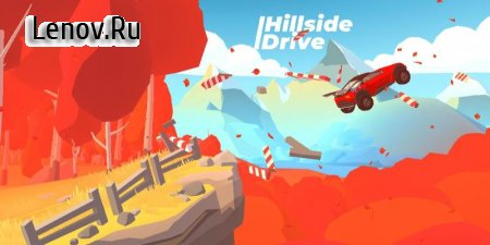 Hillside Drive Racing v 0.6.8.6 Mod (Unlocked/No ads)