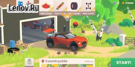 Hillside Drive Racing v 0.7-51 Mod (Unlocked/No ads)