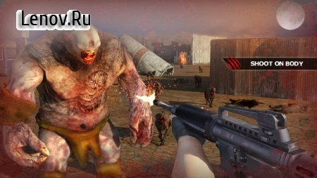 Dead Walk City : Zombie Shooting Game v 1.0.0 Mod (Free Shopping)