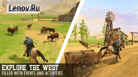 Guns and Spurs 2 v 1.2.2 (Mod Money)