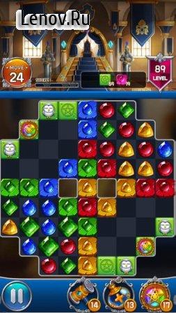 Jewel Royal Castle: Match3 puzzle v 1.0.1 (Mod Money/No ads)