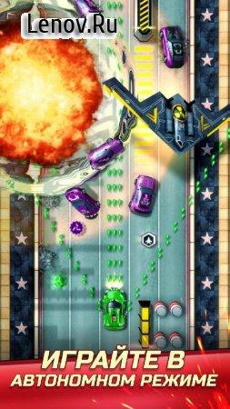Chaos Road: Combat Racing v 1.6.3 (God mode/No ads)