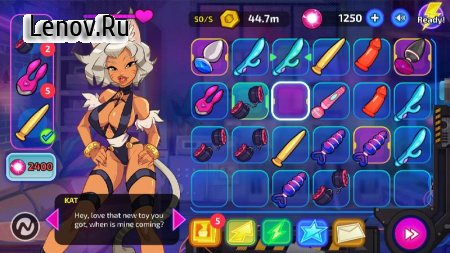 Superdimensional Sex Shop (18+) v 387 (Mod Money)