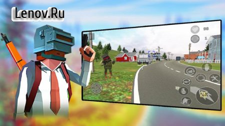 PIXEL ROYALE Free fire Battlegrounds Mobile Battle v 1 (God Mode)
