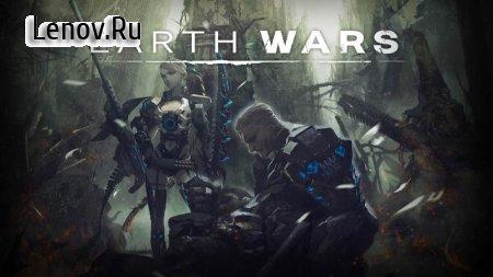 Earth WARS : Retake Earth v 1.5.4 Mod (Enemy dosn´t Attack/Move/1 Hit Kill)