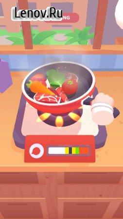 The Cook v 1.1.5 Mod (Unlimited Money)