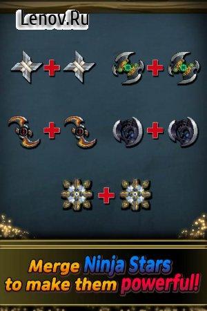 Merge Ninja Star 2 v 1.0.294 Mod (Free Shopping)