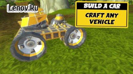 Evercraft Mechanic: Online Sandbox from Scrap v 1.4.14 (Mod Money/Unlocked/No Ads)