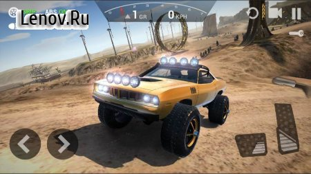 Ultimate Offroad Simulator v 1.2.1 (Mod Money)