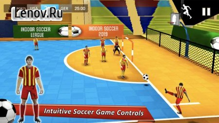 Indoor Soccer 2020 v 3.1 Mod (Unlimited Gold Coins)