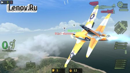 Warplanes: Online Combat v 1.3 (Mod Money/Unlocked/No Ads)
