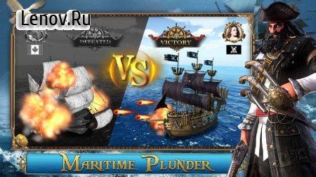 Age Of Pirates : Ocean Empire v 1.2.2 (MENU MOD)