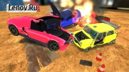 Car Crash Simulator Royale v 2.81 (Mod Money/Unlocked/No Ads)