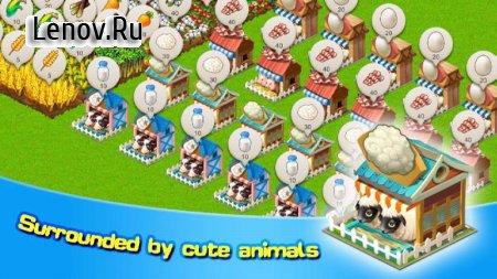 Sim Farm - Harvest, Cook & Sales v 1.4.7 Mod (Unlimited Materials/Free Speed Up)