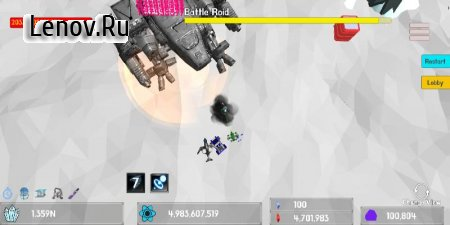 Mini Space Marine(Semi Idle RPG) v 2.63 (Mod Money/Unlocked)