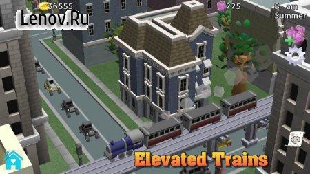 Big City Dreams: City Building Game & Town Sim v 1.45 (Mod Money)