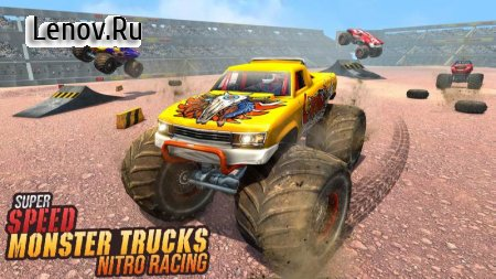 Real Monster Truck Demolition Derby Crash Stunts v 1.0.8 Mod (Free Shopping)