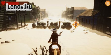 Outlaw! Wild West Cowboy - Western Adventure v 0.8 (Mod Menu/Money)