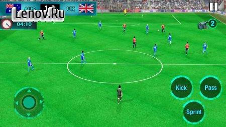 Soccer Leagues Mega Challenge 2020: Football Kings v 200020.1 (Mod Money)
