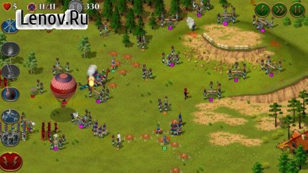 1812. Napoleon Wars Premium TD Tower Defense game v 1.1.3 Mod (Unlimited Gold/Silver/Diamonds)