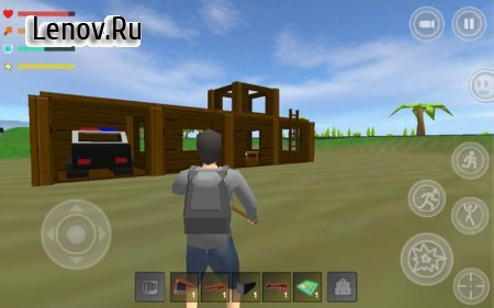 Deserted - Zombie Survival v 0.6.0.2 Mod (Invincible characters)