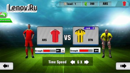 Soccer League Manager 2020: Football Stars Clash v 1.1.0 (Mod Money)