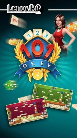 101 Okey v 1.21 (Mod Money)