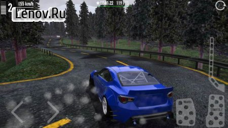 Touge Drift & Racing v 1.7.4 Mod (Lots of gold coins)
