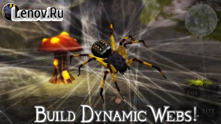 Ultimate Spider Simulator 2 v 1 Mod (A large number of skill points)