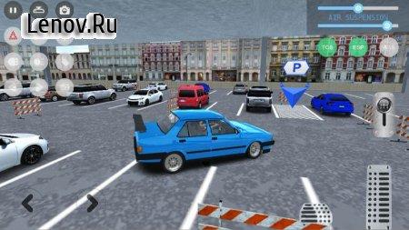 Car Parking and Driving Simulator v 4.3 (Mod Money/Unlocked/No Ads)