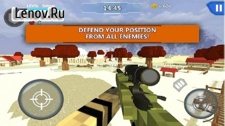 Cube Wars Battle Survival v 1.55 Mod (God mod)