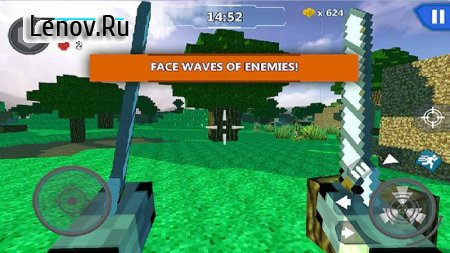 Cube Wars Battle Survival v 1.50 (Mod Money)