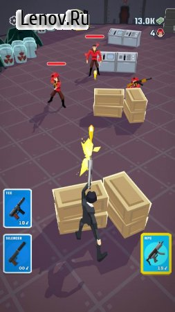 Agent Action v 1.5.7 Mod (Get resources without ads)