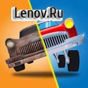 Car Restoration 3D v 0.5 Mod (No ads)