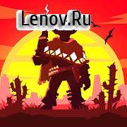 Wild Guns: Reloaded v 1.12.9 Mod (High Fire Rate)