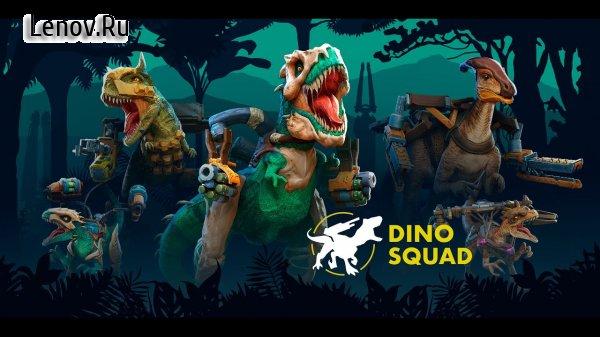 Dino Squad – состоялся глобальный релиз