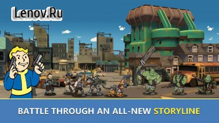 Fallout Shelter Online v 3.1.16 Mod (GOD MODE/ONE HIT KILL)