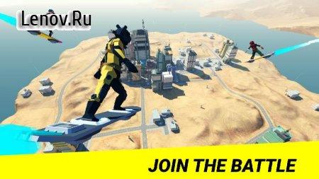 Cyber Fortress: Cyberpunk Battle Royale Frag Squad v 1.5 (Mod Money)