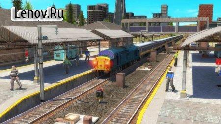 Train Driver 2020 v 9.2 (Mod Money/Unlock all levels)