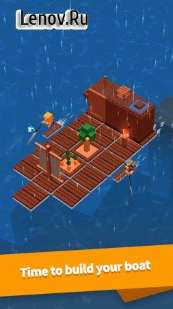 Idle Arks: Build at Sea v 2.1.2 Mod (Free Shopping)