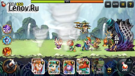 Kingdom Defenders - Fantasy Defense Game v 0.97 (Mod Money/Unlocked)