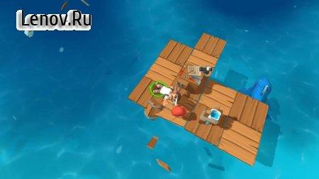 Epic Raft: Fighting Zombie Shark Survival v 1.0.16 (Mod menu/Money)