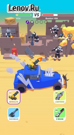 Desert Riders v 1.2.3 (Mod Money/No Ads/Mod Menu)