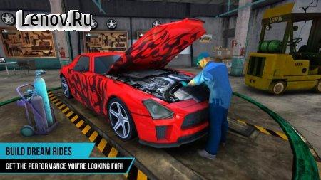 Car Mechanic Simulator Game 3D v 1.0.6 Mod (No Ads)