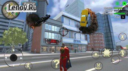 Amazing Powerhero : New York Gangster v 1.0.4 Mod (A lot of money)
