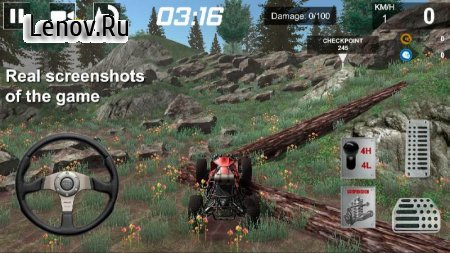 TOP OFFROAD Simulator v 1.0.2 (Mod Money)