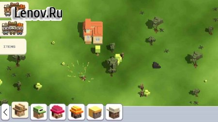 Super MoonBox 2 - Sandbox. Zombie Simulator. v 0.128 Mod (Unlocked)