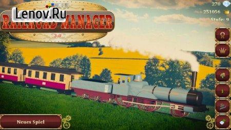 Railroad Manager v 3.5.1 Mod (A lot of diamonds)