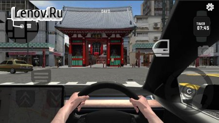 Tokyo Commute Driving Car Simulator v 0.6 Mod (Unlock all vehicles)